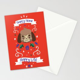 Animal Crossing: Digby Stationery Cards