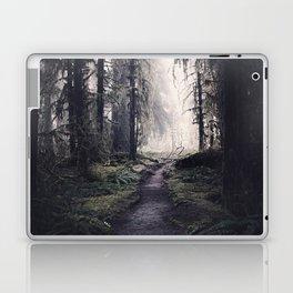 Magical Washington Rainforest Laptop & iPad Skin