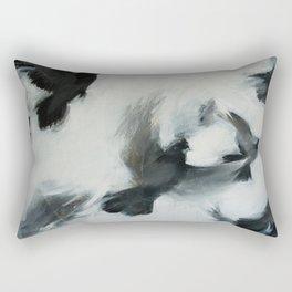 Exodus (they take flight) Rectangular Pillow