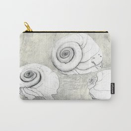 Moon Snail Carry-All Pouch