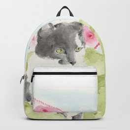 Miss Green Eyes Backpack