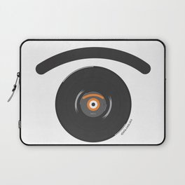 long pl.eye Laptop Sleeve