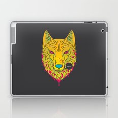 The Unbridled Anger of a Decapitated Direwolf Laptop & iPad Skin