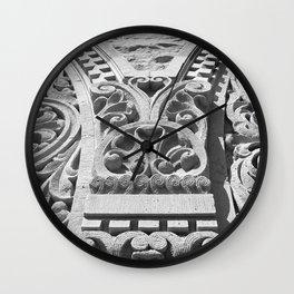 The Zipper Wall Clock