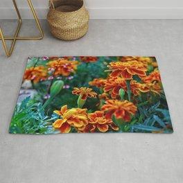 Marigold Garden Rug