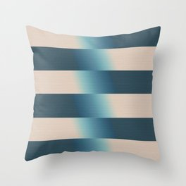 Woven Gradients Contemporary Home Goods Throw Pillow