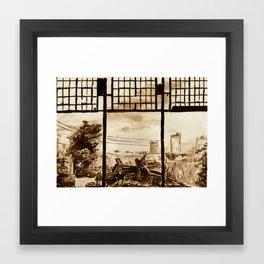 Industry Framed Art Print
