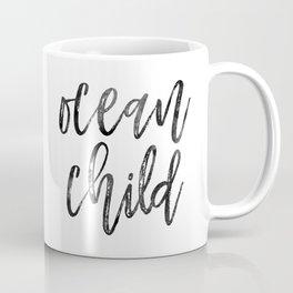 Ocean Child Coffee Mug