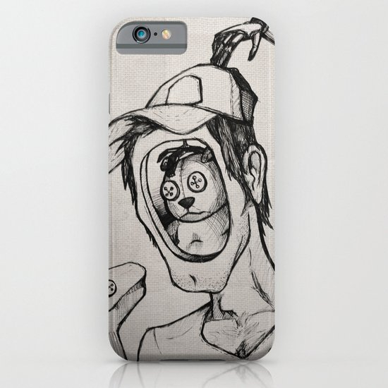 Imagination (sketch) iPhone & iPod Case
