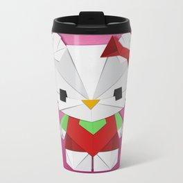 Catgami Metal Travel Mug