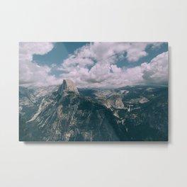 The Mountaintop (Color) Metal Print