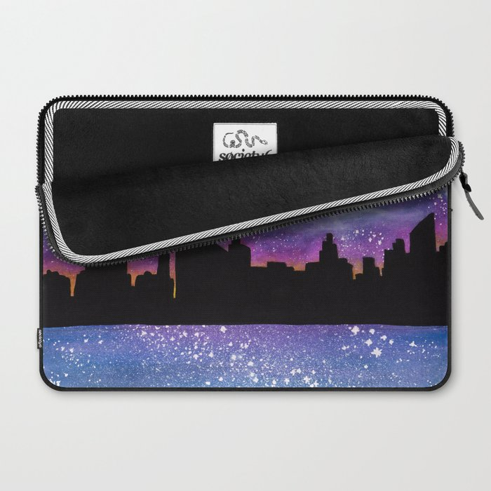 City of Stars Laptop Sleeve