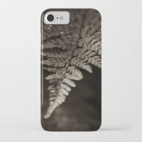 fern iPhone & iPod Cases featuring Fern by Olivia Joy StClaire