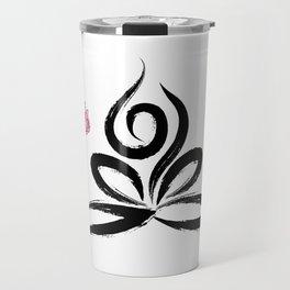 Yoga, Hello Body! Travel Mug