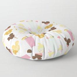 Magic Food Floor Pillow
