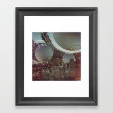 170108 / NY.2701 Framed Art Print
