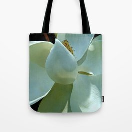 Blue Magnolia II Tote Bag