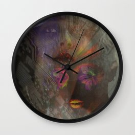 Coke glass Wall Clock