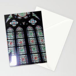 Let In The Light Stationery Cards