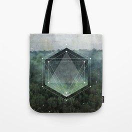 The Sacred Wood Tote Bag