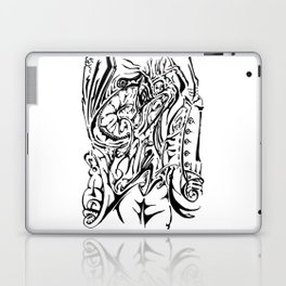 Victory Blow Laptop & iPad Skin