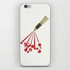 Foamy iPhone & iPod Skin