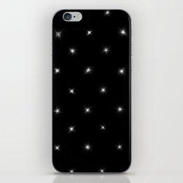 Star Diamond Pattern iPhone Skin