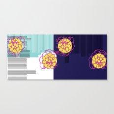 spaces Canvas Print