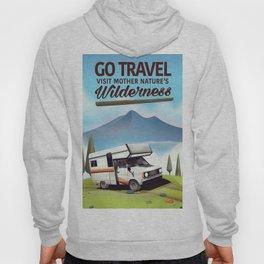 Go Travel - Visit mother natures wilderness. Hoody