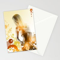 Granny Delicious Stationery Cards