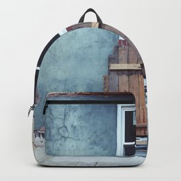 gentrification, etc. Backpack