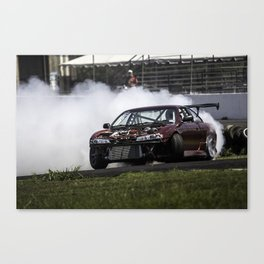 Steve Misko - ClubLoose Hot Moves '15 Canvas Print