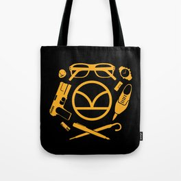 Weapons Tote Bag