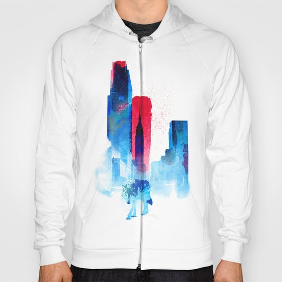 The wolf of the City Hoody