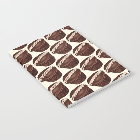Cupcake Pattern Notebook