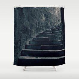 Stairway to Heathens Shower Curtain