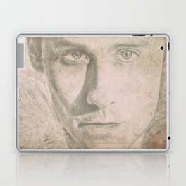 Every face has a story Laptop & iPad Skin