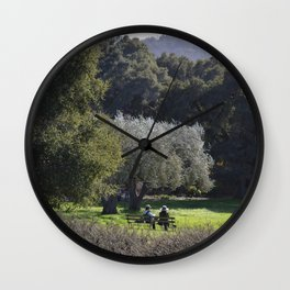 just being Wall Clock