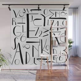 deco. Wall Mural