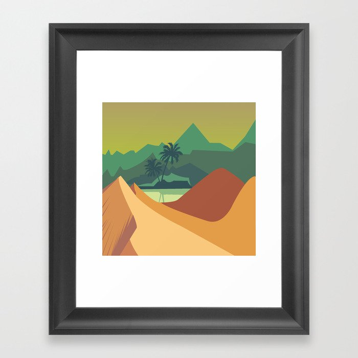 My Nature Collection No. 20 Framed Art Print