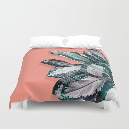 Skyward Plant Duvet Cover