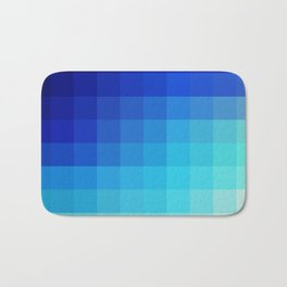 Abstract Deep Water Utukku Bath Mat