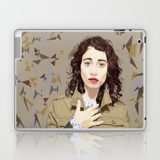 Regina Spektor Laptop & iPad Skin