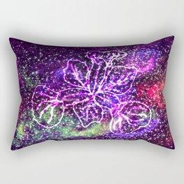 Iris Nebula Rectangular Pillow