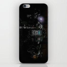 Death Incarnate iPhone Skin