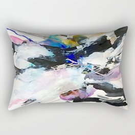 Day 27: Breathing in the wild. Rectangular Pillow