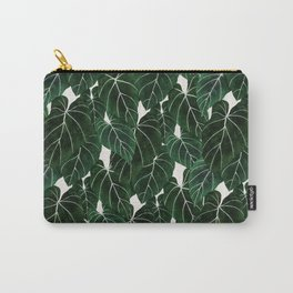 philodendron pot plant Carry-All Pouch
