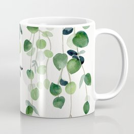 Eucalyptus Watercolor 2  Coffee Mug