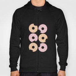 Six Sprinkled Donuts Hoody