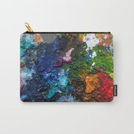 Oil Palette 2015 summer Carry-All Pouch